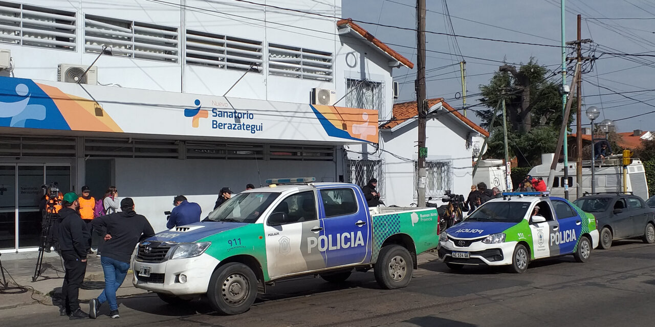 ¿ QUIEN IMPUSO UN 'MANTO DE SILENCIO' SOBRE EL 'SANATORIO DEL TERROR' EN BERAZATEGUI?