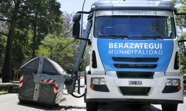 SE OPTIMIZARÁ LA RECOLECCIÓN DE RESIDUOS EN BERAZATEGUI