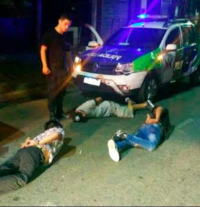 CRECE MALESTAR POLICIAL EN BERAZATEGUI: 3 MESES SIN COBRAR ADICIONALES