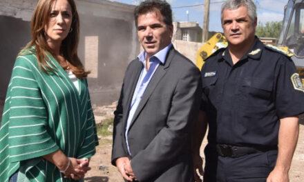 VIDAL Y RITONDO NO OCULTARON SU ODIO HACIA LA POLICÍA BONAERENSE