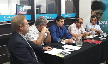 BLOISE FUE REELECTO PRESIDENTE DEL CENTRO COMERCIAL DE BERAZATEGUI