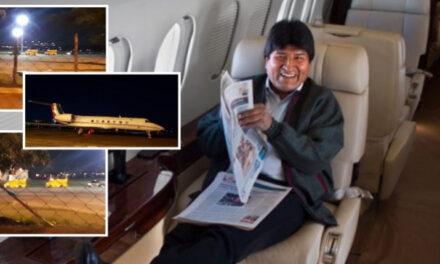 Denunciaron formalmente a Evo Morales por depositar 325 millones de euros en el Banco Vaticano