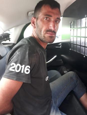 URGENTE: DETIENEN PRESUNTO VIOLADOR DE HUDSON EN EZPELETA
