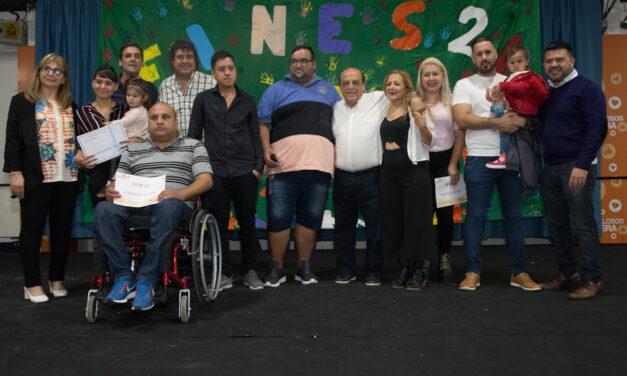 700 NUEVOS EGRESADOS DE FinEs 2 EN BERAZATEGUI