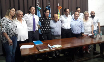 YA ESTÁ FUNCIONANDO EL NUEVO CONSEJO ESCOLAR DE BERAZATEGUI