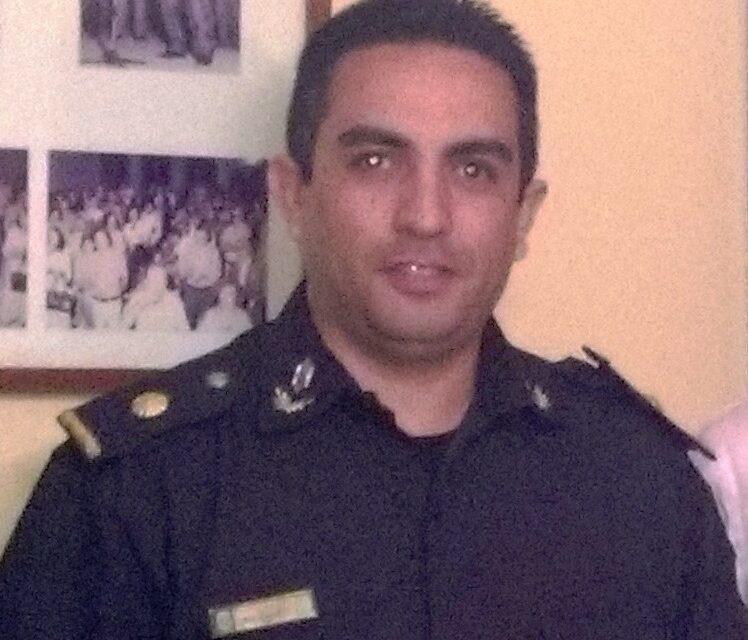 CRIO. INSPECTOR ZUCOTTI, NUEVO JEFE DISTRITAL DE POLICIA DE BERAZATEGUI