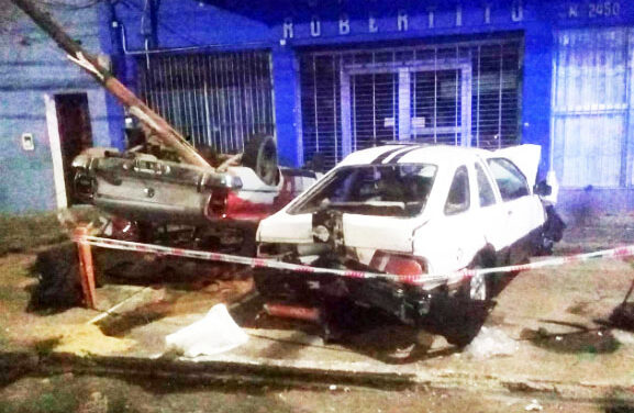 LUCTUOSO ACCIDENTE EN BERAZATEGUI