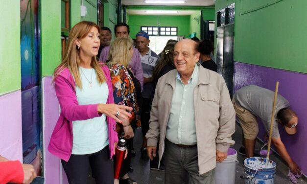REACONDICIONAN ESCUELAS DE BERAZATEGUI