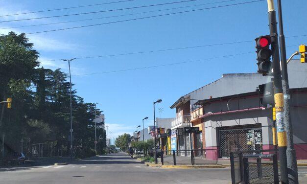 BERAZATEGUI ACATA EL «QUEDATE EN CASA»