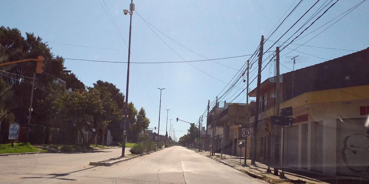 GRAN ACATAMIENTO AL «QUEDATE EN TU CASA» EN BERAZATEGUI: PASARÍA EL 90%