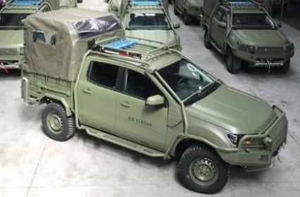 camioneta militar