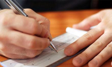 Alerta por ola de cheques sin fondos: más de 285 mil rechazados por cerca de $20.000 millones