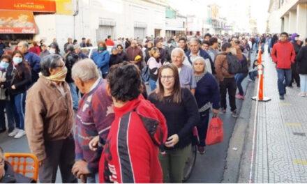 FIN DE LA CUARENTENA OBLIGATORIA, INICIO DE CONTAGIO MASIVO…
