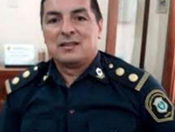 RAMON RODRIGUEZ, NUEVO JEFE DE POLICÍA DE FCIO. VARELA