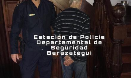 DETUVIERON AL EX DIPUTADO HUGO FRANCO Y SECUESTRARON ARMAS DE FUEGO