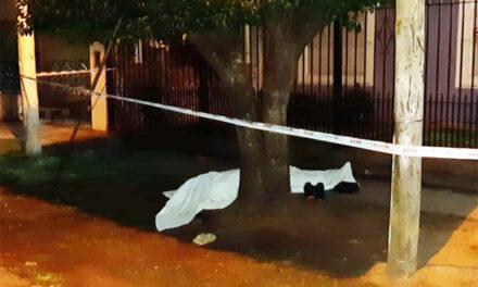 HOMICIDIO EN BERAZATEGUI POR PRESUNTA DISPUTA NARCO