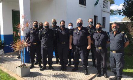 NUEVO JEFE DE POLICÍA DE BERAZATEGUI  ARMA SU EQUIPO DE COMISARIOS