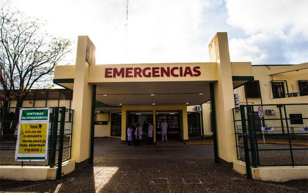 GRAVE DENUNCIA CONTRA EL HOSPITAL: ENCIMA QUE LO DEJARON TIRADO EN LA GUARDIA, LE ROBARON EL CELULAR