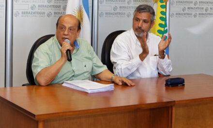 CAMPUSANO: «LOS MUNICIPALES  COBRAREMOS EL AGUINALDO EL 19 DE JUNIO»