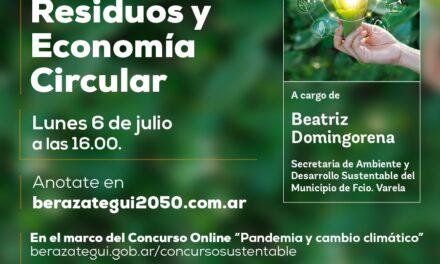 CONCURSO ONLINE «PANDEMIA Y CAMBIO CLIMÁTICO»