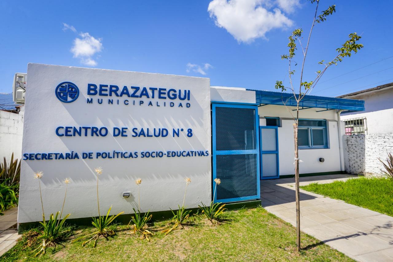 EL CENTRO DE SALUD N° 8 BRINDA SERVICIOS EN CUARENTENA