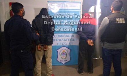 POLICIA DE EL PATO DETUVO DOS ACTIVOS DELINCUENTES