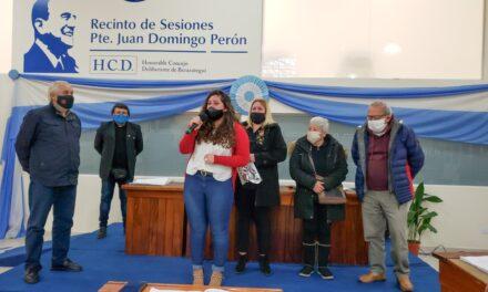 BOMBERO FALLECIDO, DECLARADO  'CIUDADANO ILUSTRE' DE BERAZATEGUI
