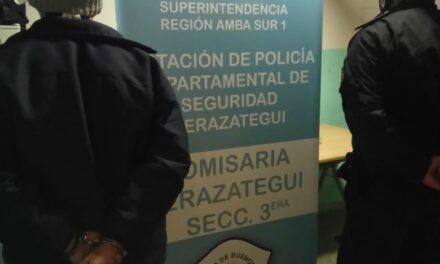 LA POLICÍA DE BERAZATEGUI DETUVO A VIOLADOR SERIAL DE ¡ SUS HIJAS !