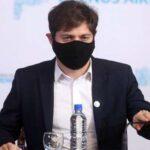 KICILLOF GIRA $ 1.500 MILLONES A LOS MUNICIPIOS PARA LUCHA CONTRA LA PANDEMIA
