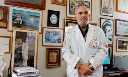 """MUSSI PARTICIPÓ DE UN RECONOCIMIENTO """"IN MEMORIAN"""" AL DR. POTITO"""