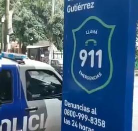 DELITO QUE CRECE: USURPARON CASA EN GUTIÉRREZ, TERMINARON PRESOS