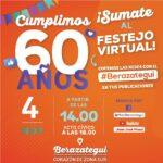 BERAZATEGUI CUMPLE 60 AÑOS Y PREPARA UN GRAN FESTEJO VIRTUAL