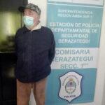 POLICÍA DE BERAZATEGUI DETUVO HOMICIDA QUE ASESINÓ Y DESCUARTIZÓ UN JOVEN EN BERNAL