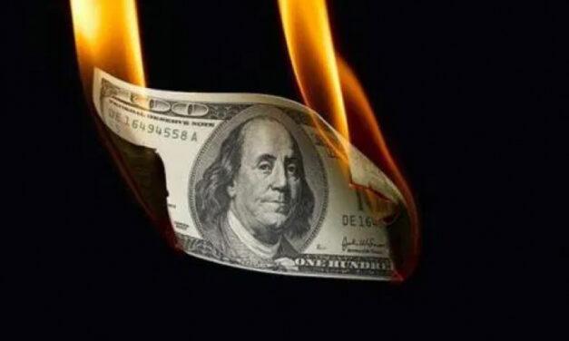 GRAVE ANÁLISIS INTERNACIONAL: «EL BANCO CENTRAL ESTÁ EN QUIEBRA, EL DÓLAR ALCANZARÁ LOS $ 540 EN UN AÑO Y LUEGO ALCANZARÍA CUATRO DÍGITOS AL CAMBIO…»