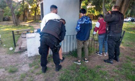 OPERATIVO POLICIAL EN PLAZA 'LA PAZ'
