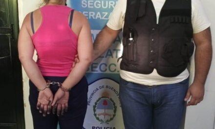 CAYÓ LA SOCIA DEL DETENIDO 'COPO DE NIEVE'