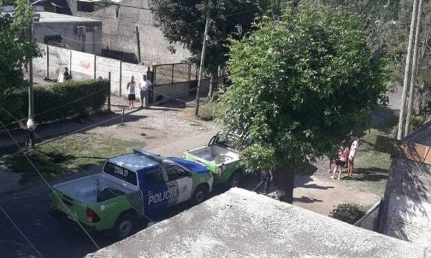PERDIÓ UNA PIERNA TRAS ENFRENTARSE CON LA POLICÍA