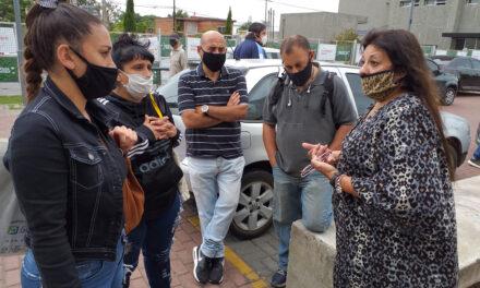 TORRISI HABLÓ CON LOS DAMNIFICADOS DE LAS ESTAFAS DE KUNZ
