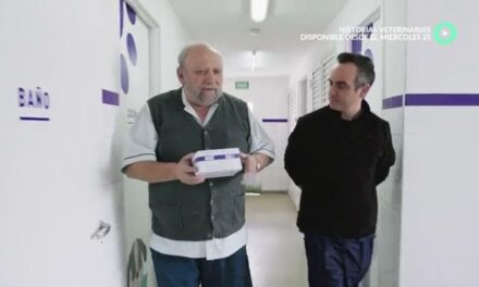 LA CLÍNICA VETERINARIA MUNICIPAL DE BERAZATEGUI, PROTAGONISTA DE UNA SERIE EN FLOW