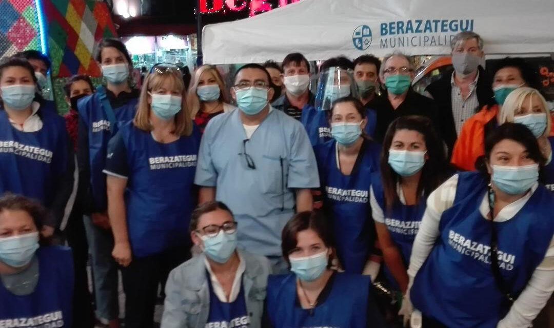 CENTRO COMERCIAL AGRADECE EL ACOMPAÑAMIENTO QUE TUVO 'LA NOCHE DE BERA'