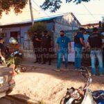 BERAZATEGUI: CAYÓ BANDA NARCO
