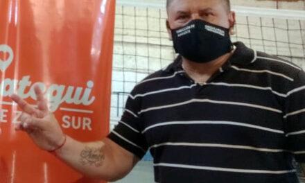 LÓPEZ: «SOMOS LA MILITANCIA DE BASE, LA INCONDICIONAL DEL DOCTOR MUSSI»