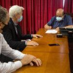 MUSSI DIO UN PASO TRASCENDENTAL PARA LA CREACIÓN DE NUEVAS ESCUELAS EN BERAZATEGUI