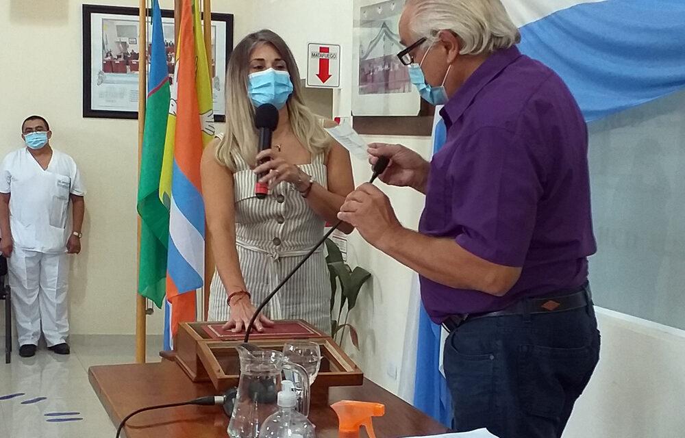 JURÓ PASSALACQUA COMO CONCEJAL DE BERAZATEGUI