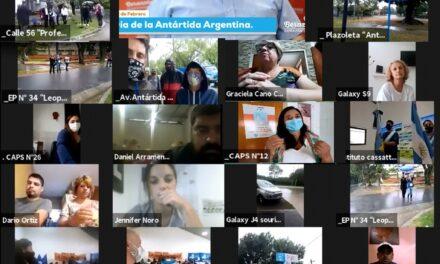BERAZATEGUI CELEBRÓ EL DÍA DE LA ANTÁRTIDA ARGENTINA