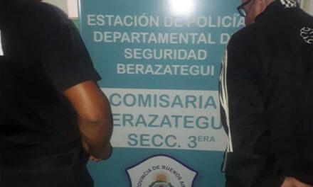 LO DETIENEN POR RESISTENCIA A LA AUTORIDAD Y TENENCIA DE ARMAS DE FUEGO