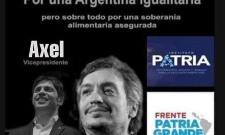 SE CONOCE LA LISTA ACORDADA PARA EL PJ BONAERENSE