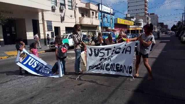 RECLAMAN JUSTICIA POR RAMÓN GALEANO, DESAPARECIDO EN QUILMES EN DICIEMBRE ÚLTIMO