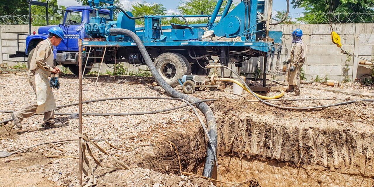 AVANZA CONSTRUCCIÓN DE POZOS DE AGUA EN BERAZATEGUI