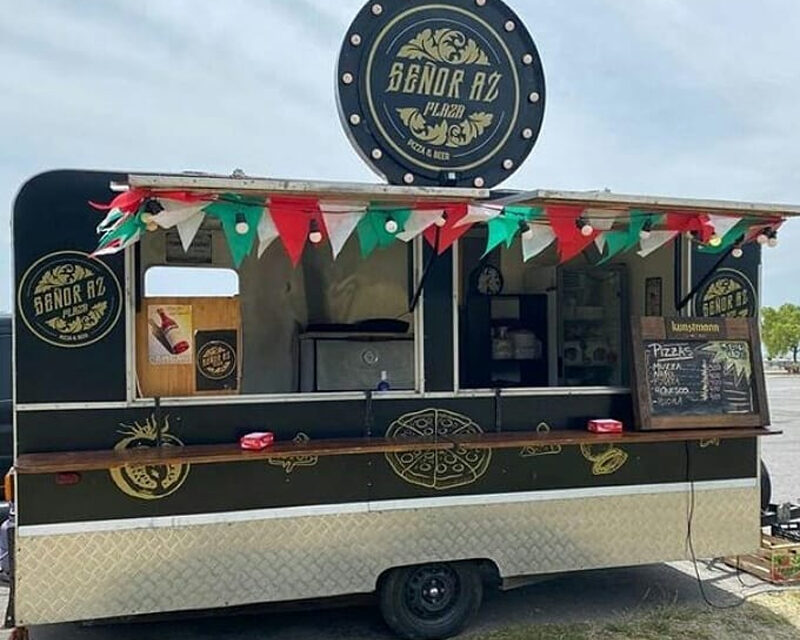 ROBARON UN FOOD TRUCK EN BERAZATEGUI